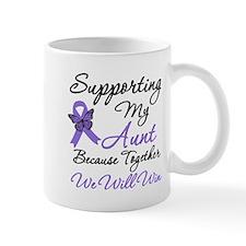 Hodgkin's Support Aunt Mug