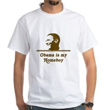 Obama Is My Homeboy Shirt