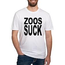 Zoos Suck Shirt