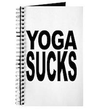 Yoga Sucks Journal