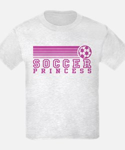 Soccer Princess T-Shirt