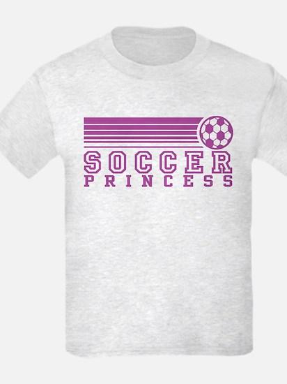 Soccer Princess T-Shirt