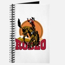 Rodeo Bronco Journal