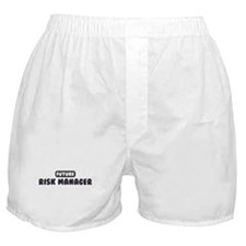 Future Risk Manager Boxer Shorts