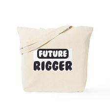 Future Rigger Tote Bag