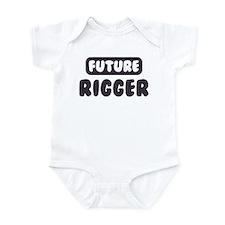 Future Rigger Infant Bodysuit