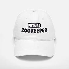 Future Zookeeper Baseball Baseball Cap
