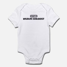 Future Wildlife Biologist Infant Bodysuit