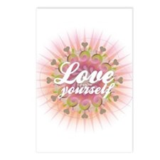 Love Yourself: Postcards (Package of 8)