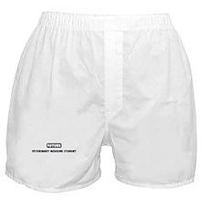 Future Veterinary Medicine St Boxer Shorts