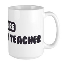 Future Sociology Teacher Mug