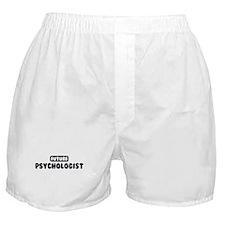 Future Psychologist Boxer Shorts
