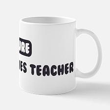 Future Social Studies Teacher Mug