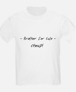 Brother Kids T-Shirt