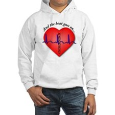 The Beat Goes On Jumper Hoody