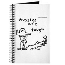 Cute Aussie doodle Journal