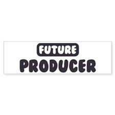 Future Producer Bumper Bumper Sticker