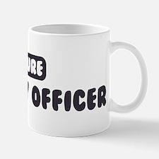 Future Security Officer Mug