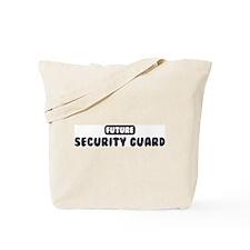 Future Security Guard Tote Bag