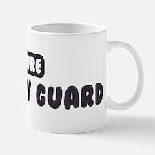 Future Security Guard Mug