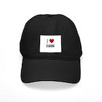 I LOVE CLAUDIA Black Cap