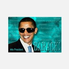 Obama Cool Rectangle Magnet