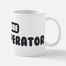 Future Plant Operator Mug