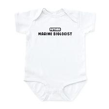 Future Marine Engineer Infant Bodysuit