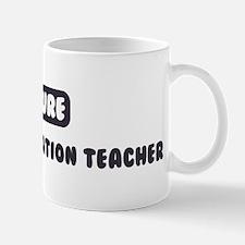Future Physical Education Tea Mug