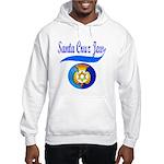 Santa Cruz Jew Hooded Sweatshirt