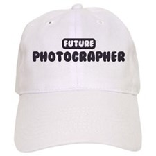 Future Photographer Baseball Cap