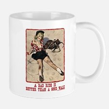 Cowgirl Bad Ride Mug