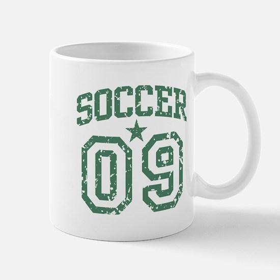 Soccer 09 Mug