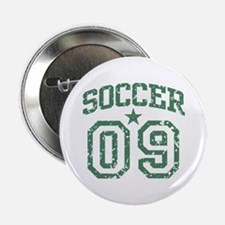 "Soccer 09 2.25"" Button"