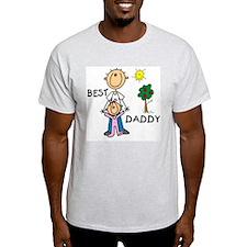 Best Daddy T-Shirt