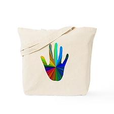 Healing Hand Tote Bag
