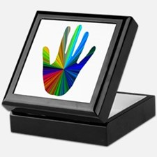 Healing Hand Keepsake Box