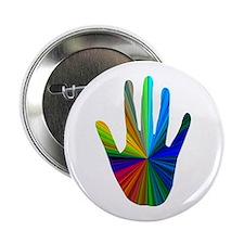 """Healing Hand 2.25"""" Button"""