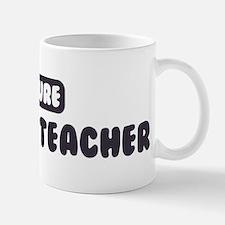 Future History Teacher Mug