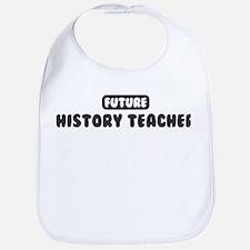 Future History Teacher Bib