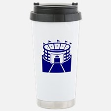 Blue Stadium Travel Mug