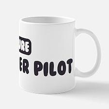 Future Helicopter Pilot Mug