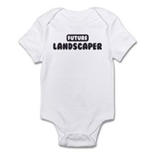 Future Landscaper Infant Bodysuit