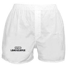 Future Landscaper Boxer Shorts