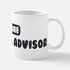 Future Financial Advisor Mug