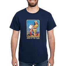 Cowgirl Farm Queen T-Shirt