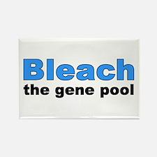 Bleach Rectangle Magnet
