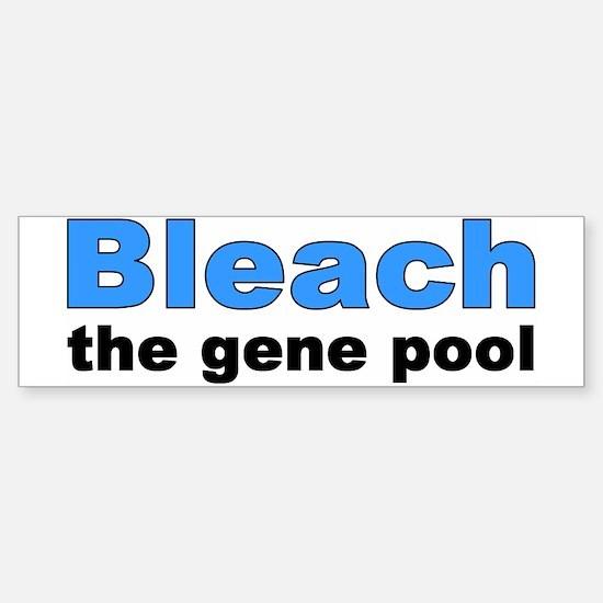 Bleach Bumper Bumper Bumper Sticker