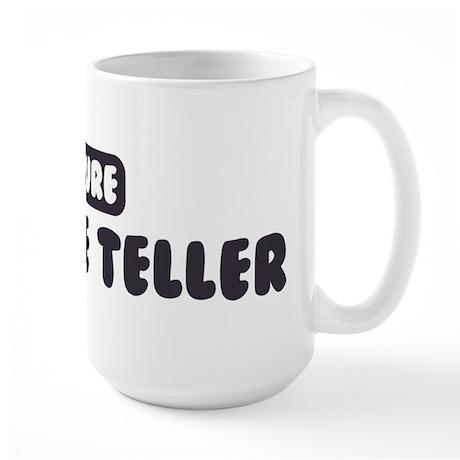 Future Fortune Teller Large Mug