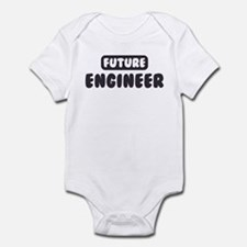 Future Engineer Infant Bodysuit